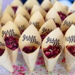 Carmela-Weddings-Confetti-cones