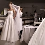 Wedding Dresses of Caroline Castigliano